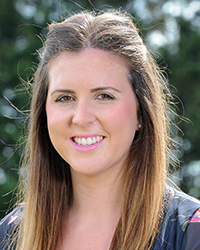 Social Worker Jade McMurray